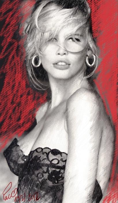Claudia Schiffer por paco311